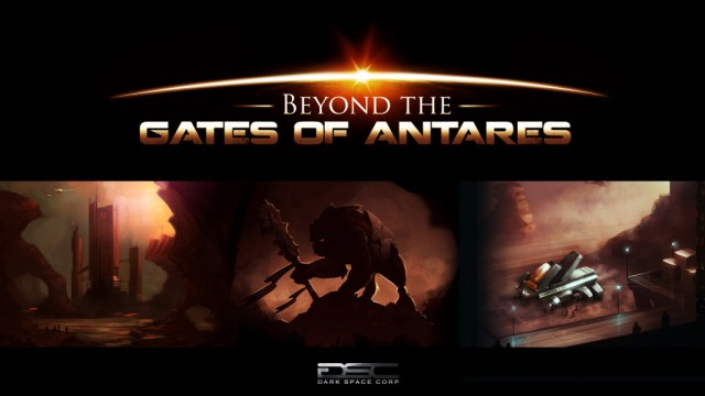 Caida y renacimiento de Beyond the gates of Antares