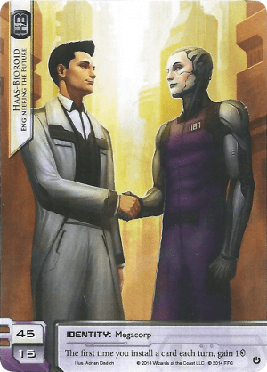 Netrunner-haas-bioroid-engineering-the-future-