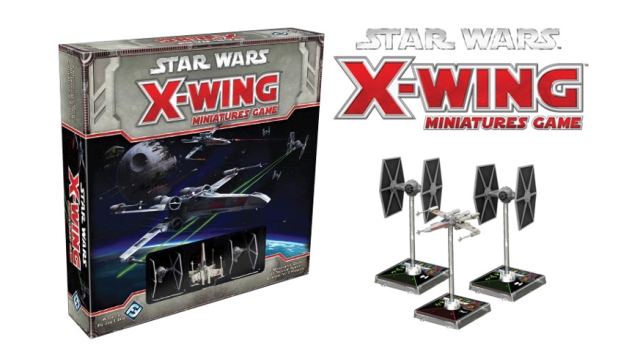 Star Wars X-Wing Miniature game