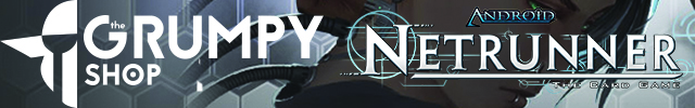 Compra Netrunner: The card game en The Grumpy Shop