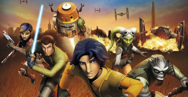 Star Wars Rebels, The Crew