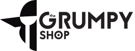 The Grumpy Shop - Banner