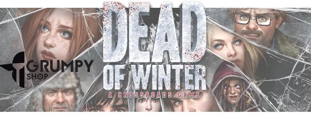 Banner Dead of Winter