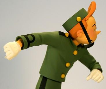 Crying Grumpies - El botones verde Caqui - Spirou - Schartz - Yann - Dibbuks - The Grumpy Shop - 3