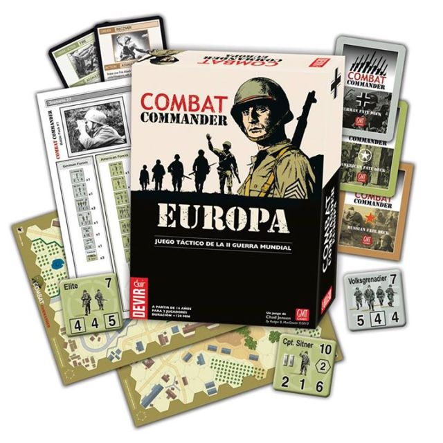 Cryin Grumpies - Combat Commander Europa -The Grumpy Shop