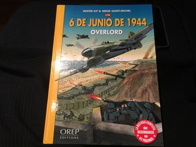 Crying Grumpies - 6 Junio de 1944 - Overlord - Mister Kit - Serge Saint Michel