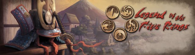 Cryin Grumpies - Leyenda cinco anillo - Legend of the Five Rings - AEG - FFG - The Grumpy Shop