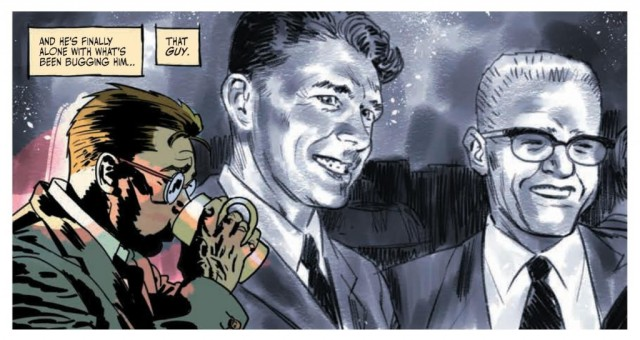 Cryin Grumpies - The Fade Out - Ed Brubaker - Sean Philips  - The Grumpy Shop 1