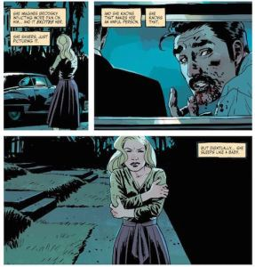 Cryin Grumpies - The Fade Out - Ed Brubaker - Sean Philips  - The Grumpy Shop 2