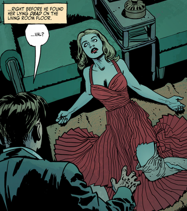 Cryin Grumpies - The Fade Out - Ed Brubaker - Sean Philips  - The Grumpy Shop 3