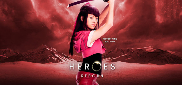 HEROES REBORN -- Pictured: Kiki Sukezane as Miko -- (Photo by: NBCUniversal)