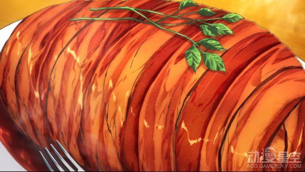 Shokugeki no soma - Pork Roll - Pastel de patata y boniato - Crying Grumpies - Mejor en Casa - Cocinero a Domicilio