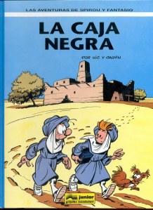 Crying Grumpies - Spirou y Fantasio - La Caja Negra - Nic y Cauvin - The Grumpy Shop