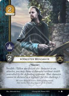 Maestre Wendamyr Maestre Sigilo