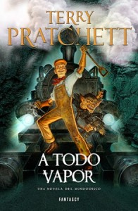 Crying Grumpies - Terry Pratchett - Raising Steam - A Todo Vapor - Mundo Disco - The Grumpy Shop