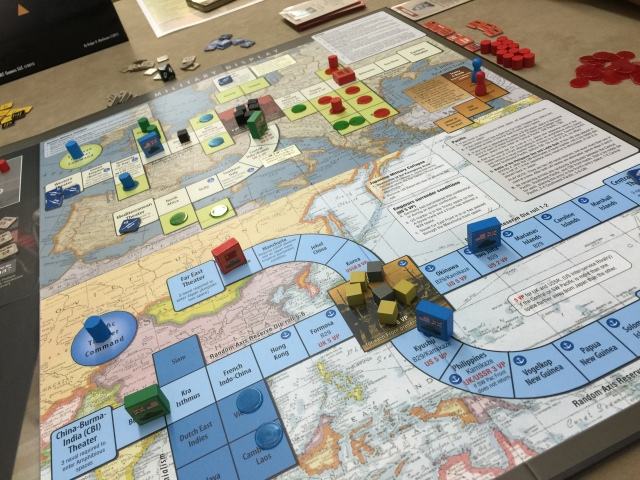 Crying Grumpies - Churchill - Boardgame - WWII Conference - Stalin - Roosvelt - Mark Herman - Big Three Struggle for peace- GMT - 4