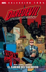 Crying Grumpies-Daredevil - Mark Waid - Rivera -Samnee- vol 5-The Grumpy Shop