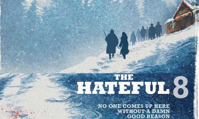 Crying Grumpies - The Heighful eight - Los Ocho Odiosos - Tarantino,- Tim Roth - Samuel L Jackson - Michael Madsen - Ennio Morricone - Sergio Leone 6