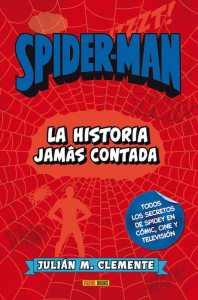 CryingGrumpies-TheGrumpyShop-Spiderman-HistoriaJamasContada-JulianMClemente 2