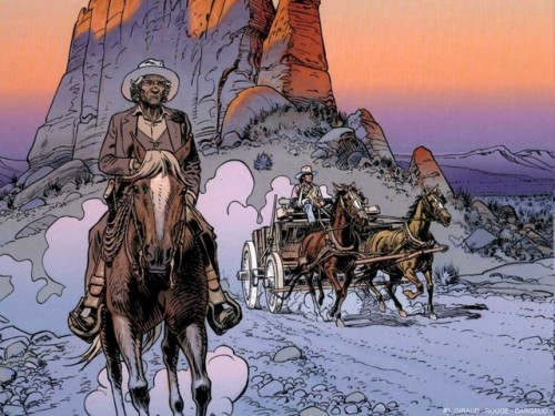 Crying Grumpies - Blueberry - Integral 1 - Cahrlier - Giraud - Moebius - 4