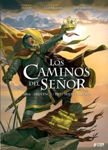 Crying grumpies - Los Caminos del Señor - Jaime Calderon - Ediciones Yermo 1