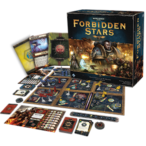 Forbidden Stars - Crying Grumpies - The Grumpy Shop - Warhammer 40000