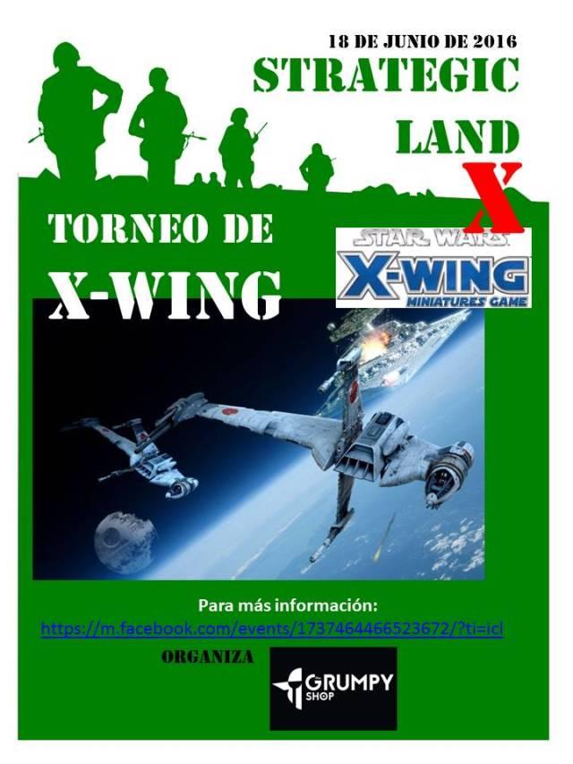 Cartel Strategic Land X X-WING