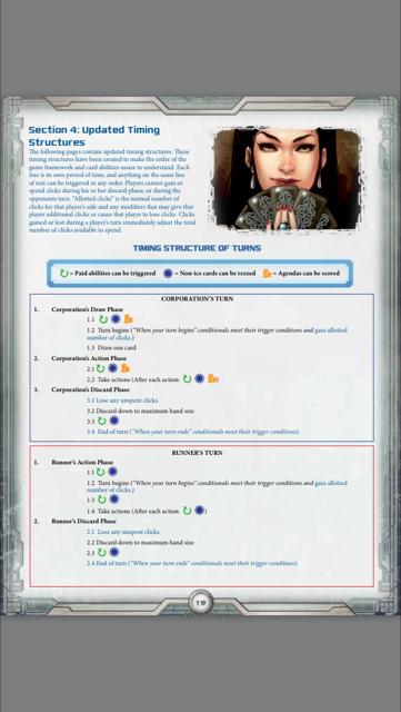 Estructura de turno en las faq 3.1.2