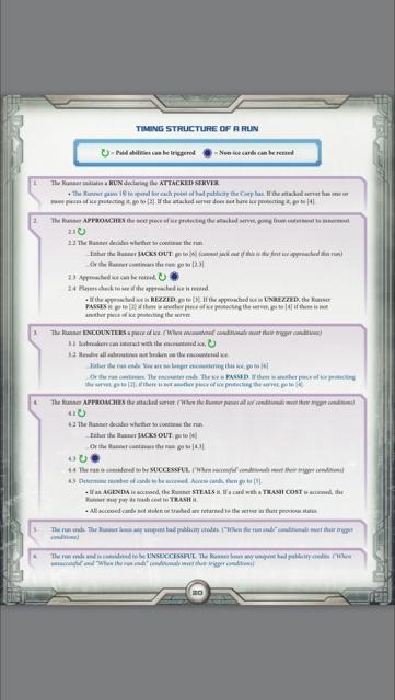 Estructura de una incursión en las faq 3.1