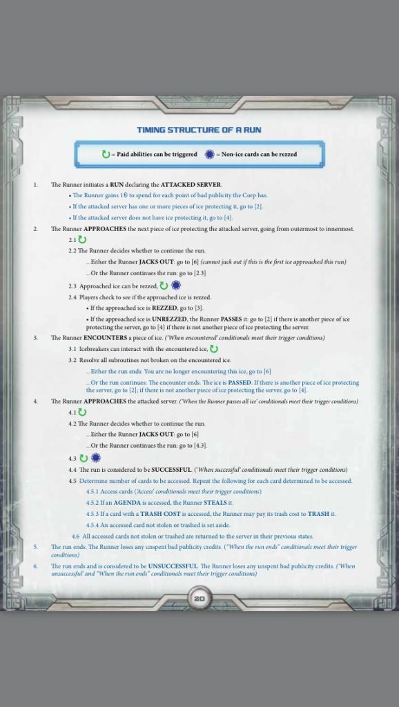 Estructura de una incursión en las faq 3.1.2