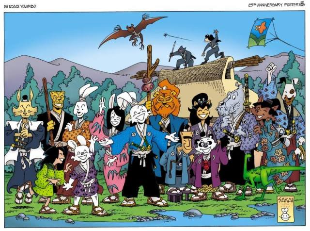 Usagi Yojimbo-Crying Grumpies-2