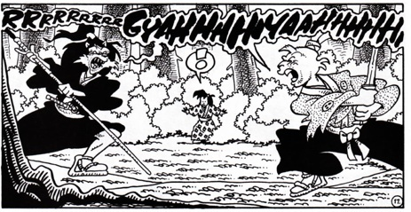 Usagi Yojimbo-Crying Grumpies-8